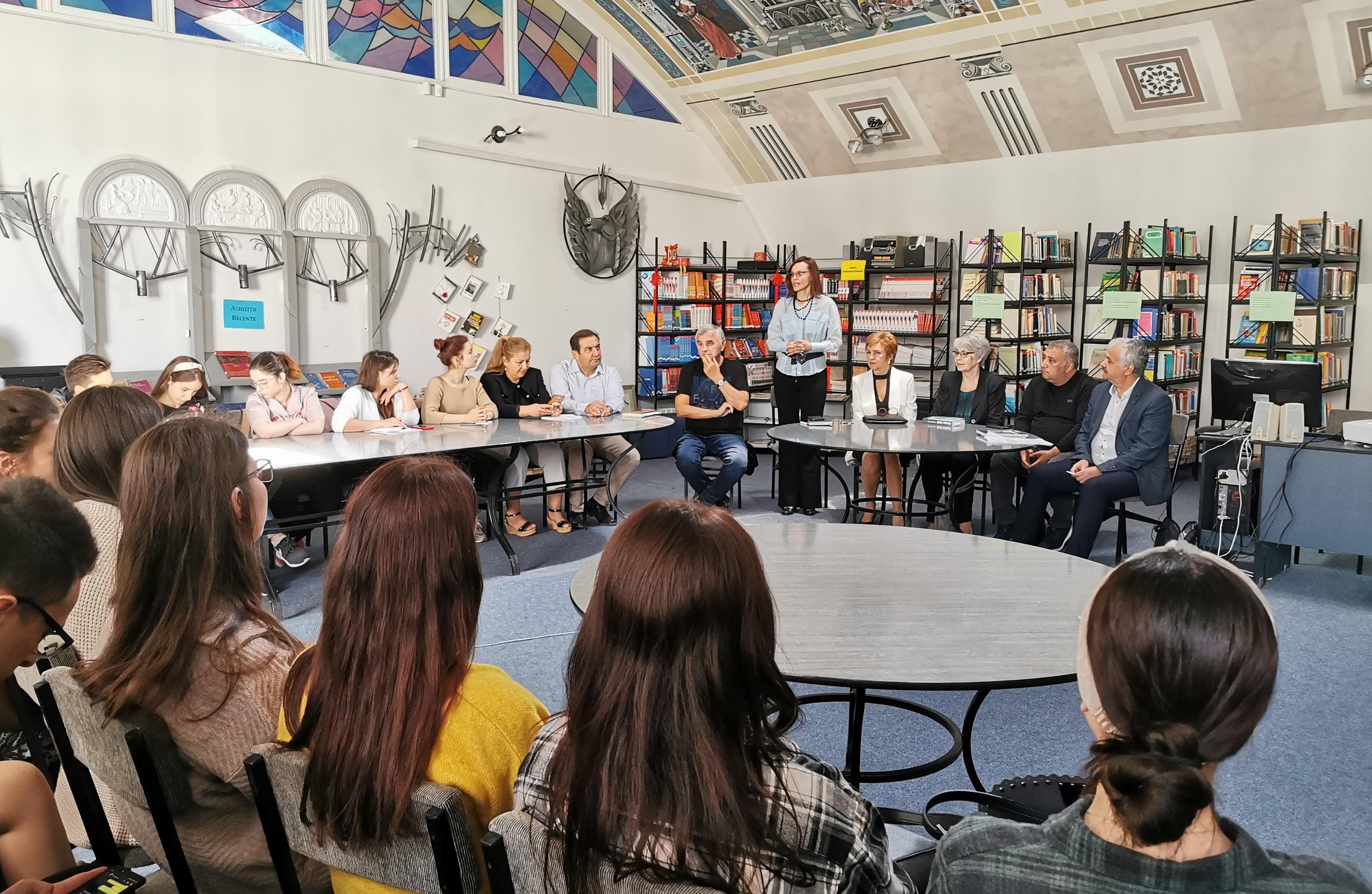 Festivalul Internațional de Proză la ULIM, cu oaspeți din Olanda, Germania și Azerbaidjan