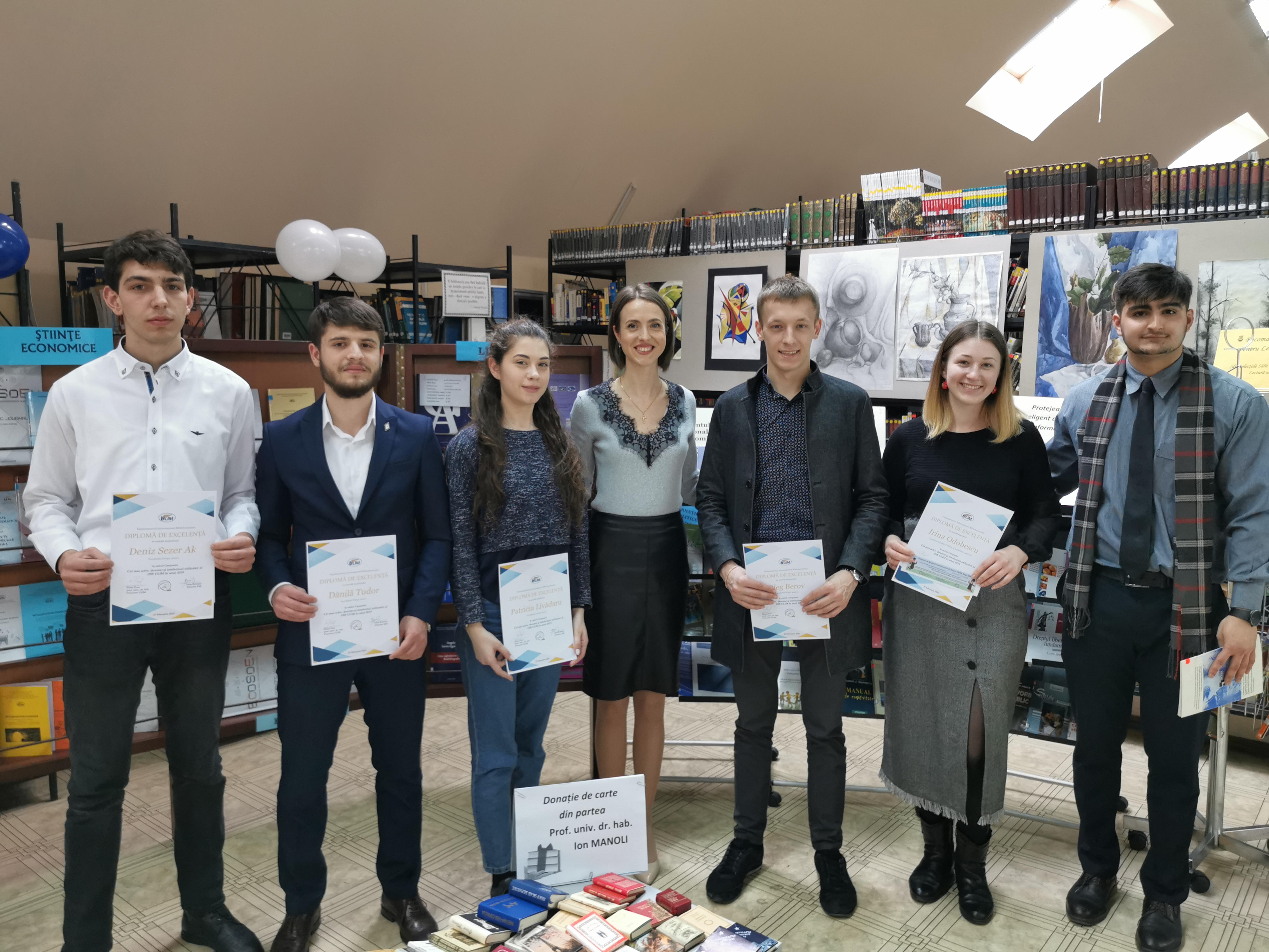 Inaugurarea Campaniei în Sprijinul Absolventului de Succes ULIM 2020
