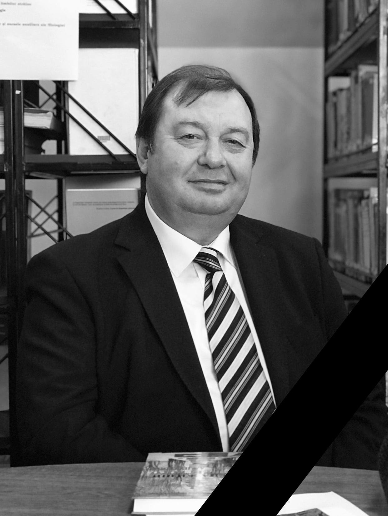 S-a stins din viață profesorul Gribincea Alexandru