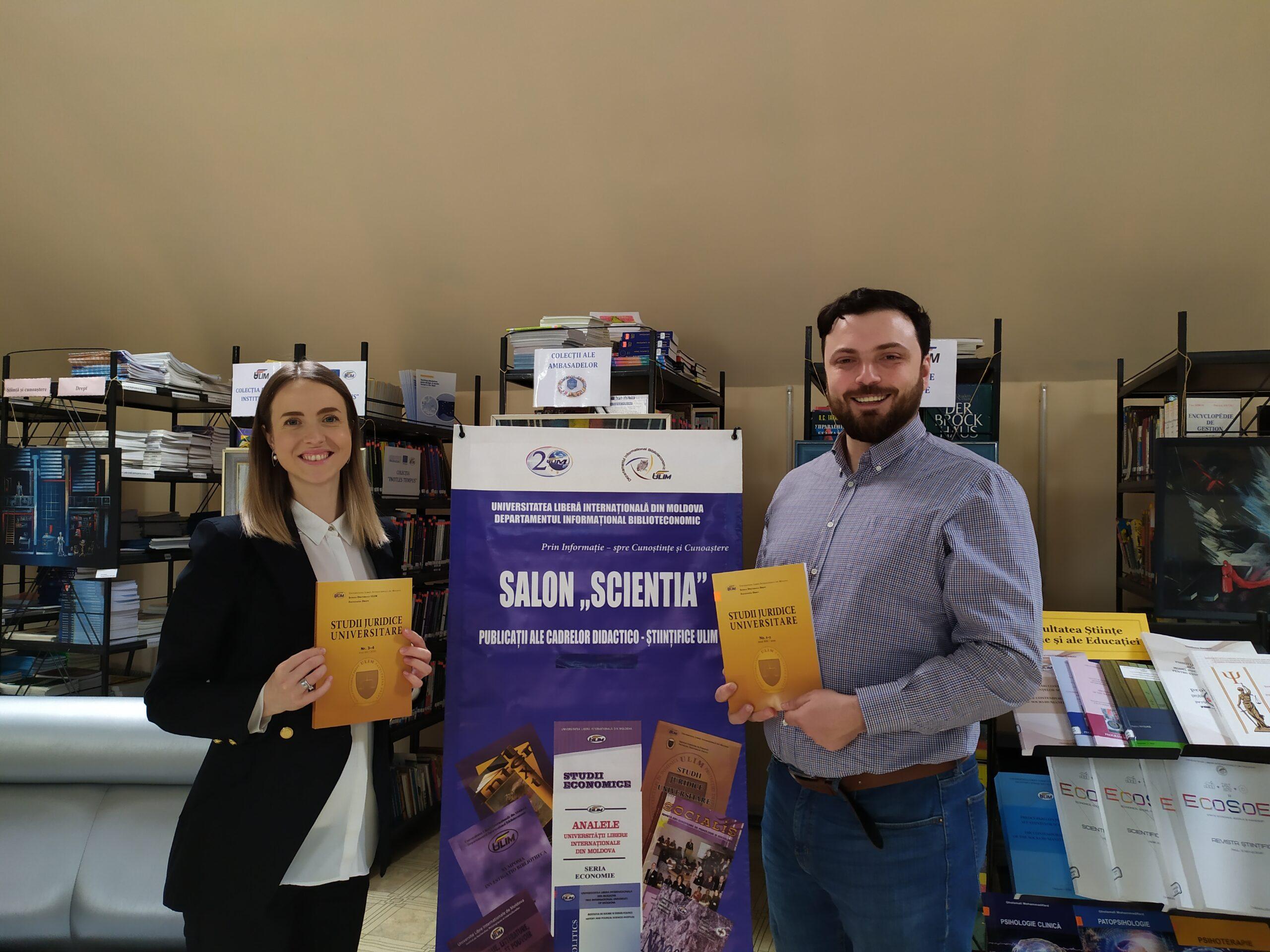 """Lansarea revistei """"Studii Juridice Universitare"""", nr.1-2 și 3-4, anul 2020"""